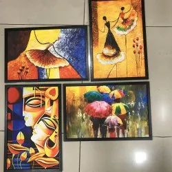Canvas Wall Frame Printing Service