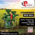 Commercial Atta Chakki 3hp 2 In 1