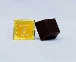 Chocoexotica Square Crackle Chocolate