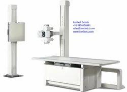 高频机器类型:固定(静止)800mA X射线机