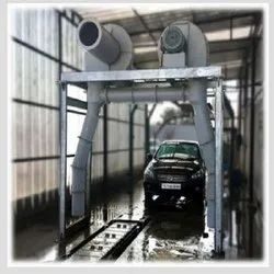 Automatic Movable Car Dryer System