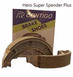 Hero Super Splendor Brake Shoe