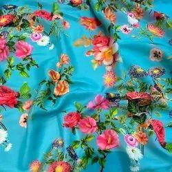 Georgette Printed Dress Material
