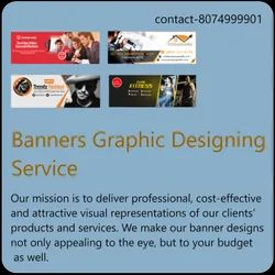 Banners Graphic Designing Service