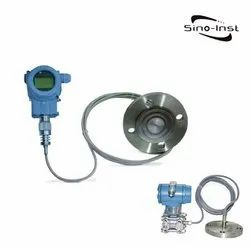 Remote Diaphragm seal pressure Transmitter