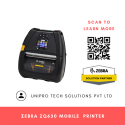 Zebra ZQ630 Mobile Printer