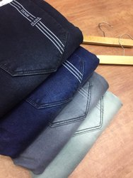 Men Knitted Jeans