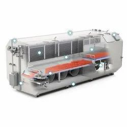 Rinac IQF Individual Quick Freezer, Capacity: 1000 L, Refrigerant Used: Food,Sea Food Industry