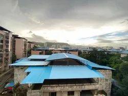 Terrace Sheds