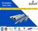 EIL Approved Stainless Steel Seamless Tubes