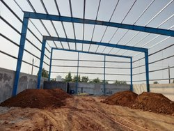 12000 Ltr Company Factory Construction (civil work), 5000 Sqft