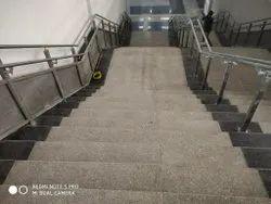 Granite Flooring Laying Service
