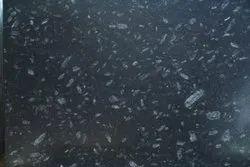 Black Pearl Granite Slab, For Flooring, Thickness: 20 mm