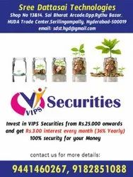 Vips Securities Investment Plan, One Time