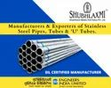EIL Approved Stainless Steel Welded Tubes