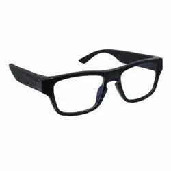 Day & Night Black 1080P Eyewear Spy Camera, For Security