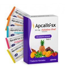 Apcalis Sx Jelly