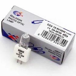 Quartz Tungsten Halogen Lamps DZA 10.8V 30W