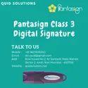 Digital Signature Class 3 - Pantasign