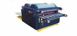 Saro Mild Steel Two Colour Flexo Printer For Paper