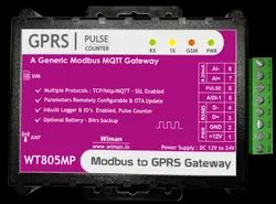 Pulse Counter to GPRS Gateway