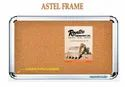 Blue And Brown Cork Pin Up Notice Boards For Colleges