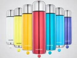 NANOBOT Therma STAINLESS STEEL THERMOS FLASK 1000 ML, For Office