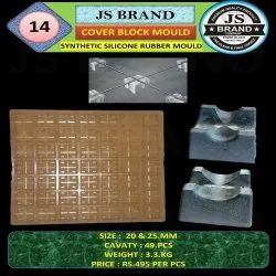 49 Cavity Synthetic Silicone Rubber Mold