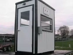 Portable Tool Booth Security Cabin
