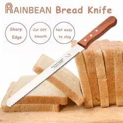 Ss Bread Knife 8 Inch