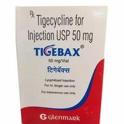 Tigebax Tigecycline 50 Mg Injection