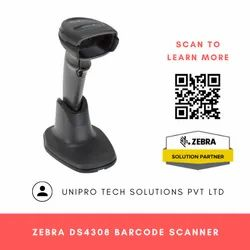 Zebra Omnidirectional DS4308 Handheld Barcode Scanner