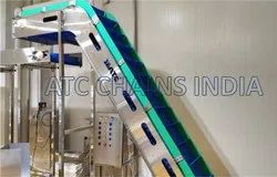 Stainless Steel Flat Belt Conveyor System