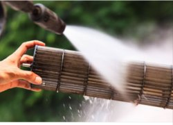 Air Filter Hydro Jet Cleaning Service