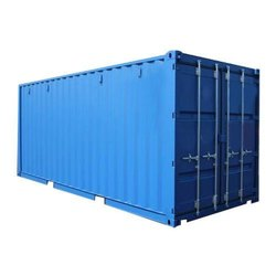 Portable MS Shipping Container