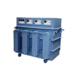 400 kVA Industrial Voltage Stabilizer 3 Phase - Oil Cooled