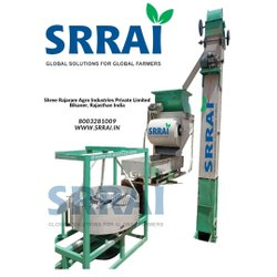 Automatic Groundnut Decorticator Plant / Peanut Shelling Machine