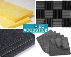 Acoustic And Soundproof Materials