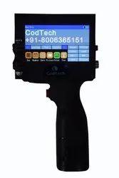 Handheld Inkjet Coder