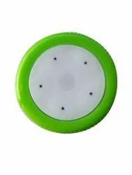 White & Green Plastic BCN Pastic Nozzle