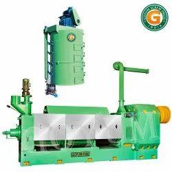 Super Deluxe Screw Oil Press