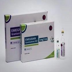 Emegran - 3mg Inj ( Granisetreon  Hcl)