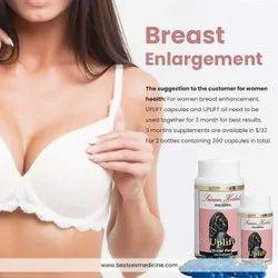 Breast Enhancement Uplift Capsules