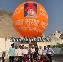 Election Sky Advertising Balloon