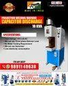 CAPACITOR DISCHARGE 10 KVA PROJECTION WELDING MACHINE