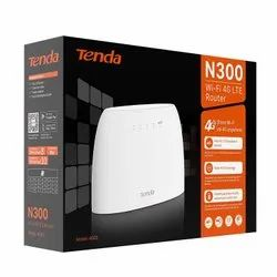 Tenda Wireless Router N300