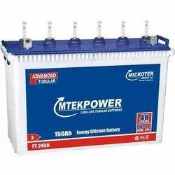 Microtek Inverter Batteries, 160 Ah