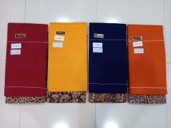 Handloom Kalamkari Cotton Dress Material