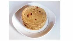 Mouthmelt Made With Wheat Flour Soft Chapati, Packaging Type: 25 Piece Packet