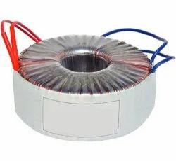 500W Air Cooled Single Phase Toroidal Transformer, 0V-220V